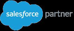 Salesforce Partner logo on Nemely