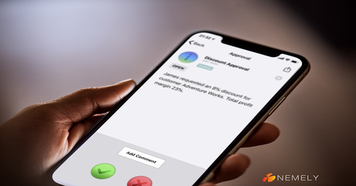 Nemely's CRM Alerts App Version 2.0 on Microsoft AppSource