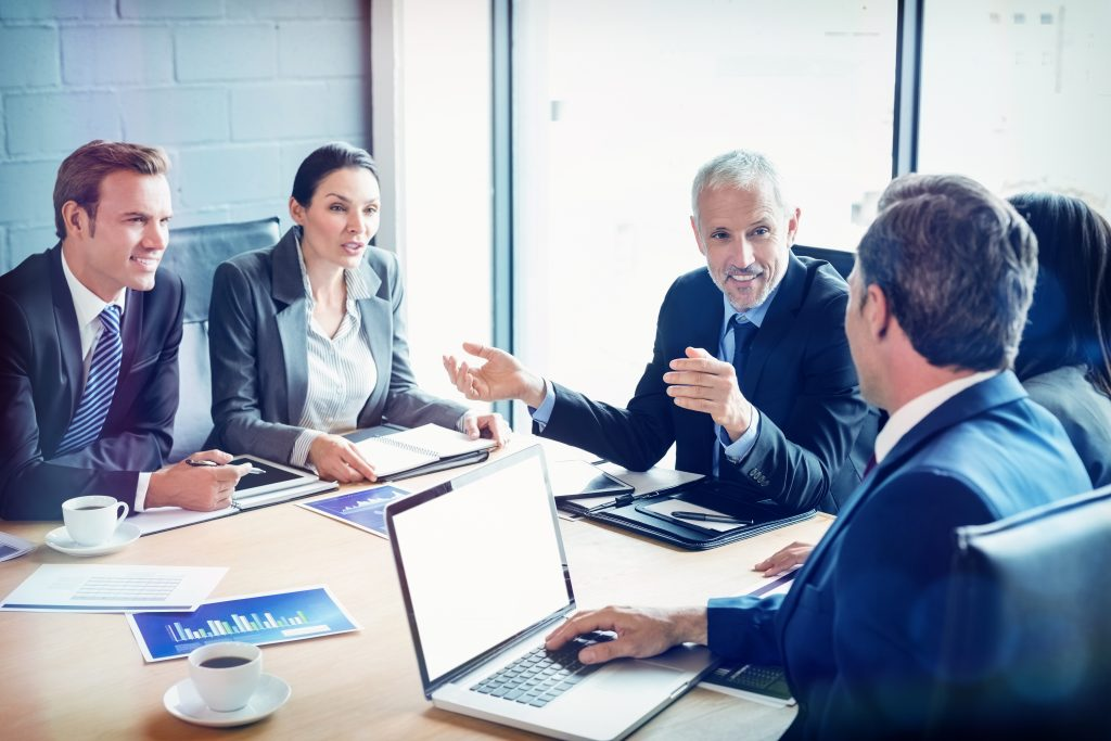 Meeting Interviews with Decision Makers or Managers