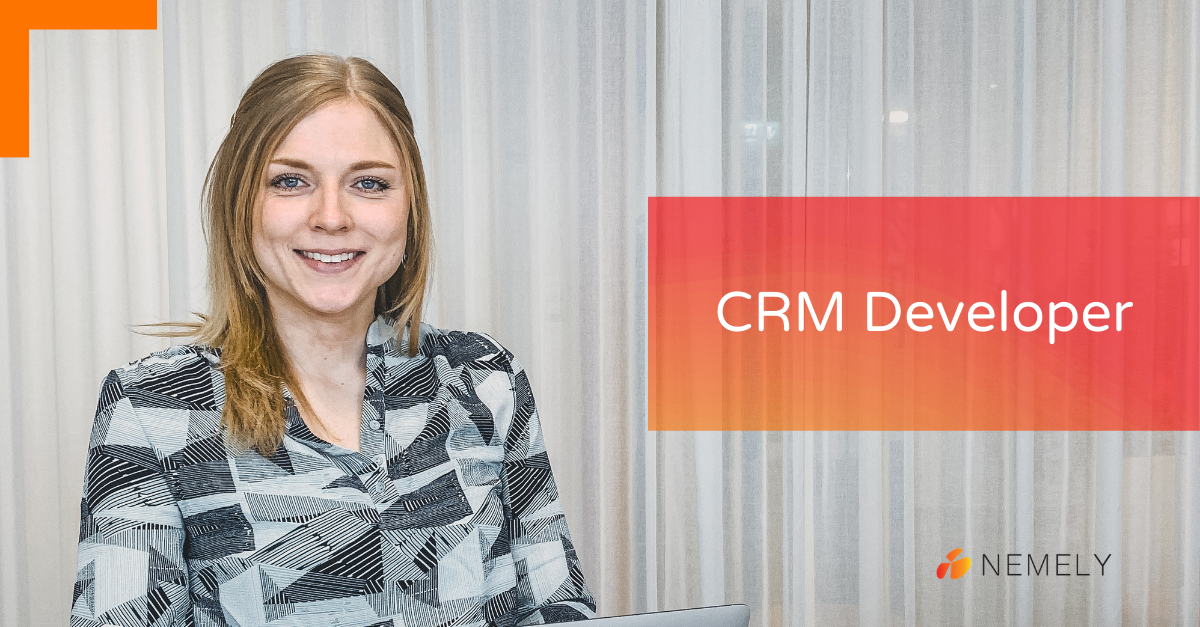 Apply to Become CRM Developer